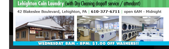 Lehighton Coin Laundry