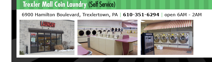 Trexlertown Coin Laundry